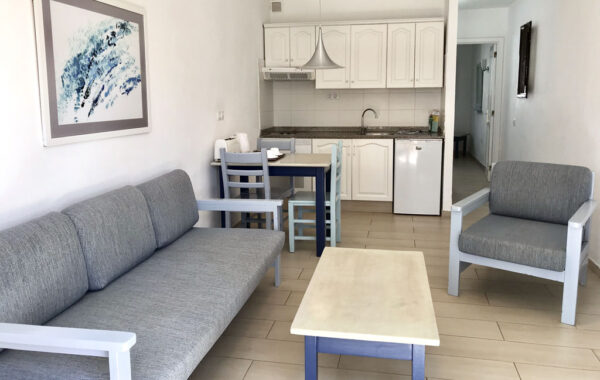 Standard apartment 1 bedroom (1-2 pax)
